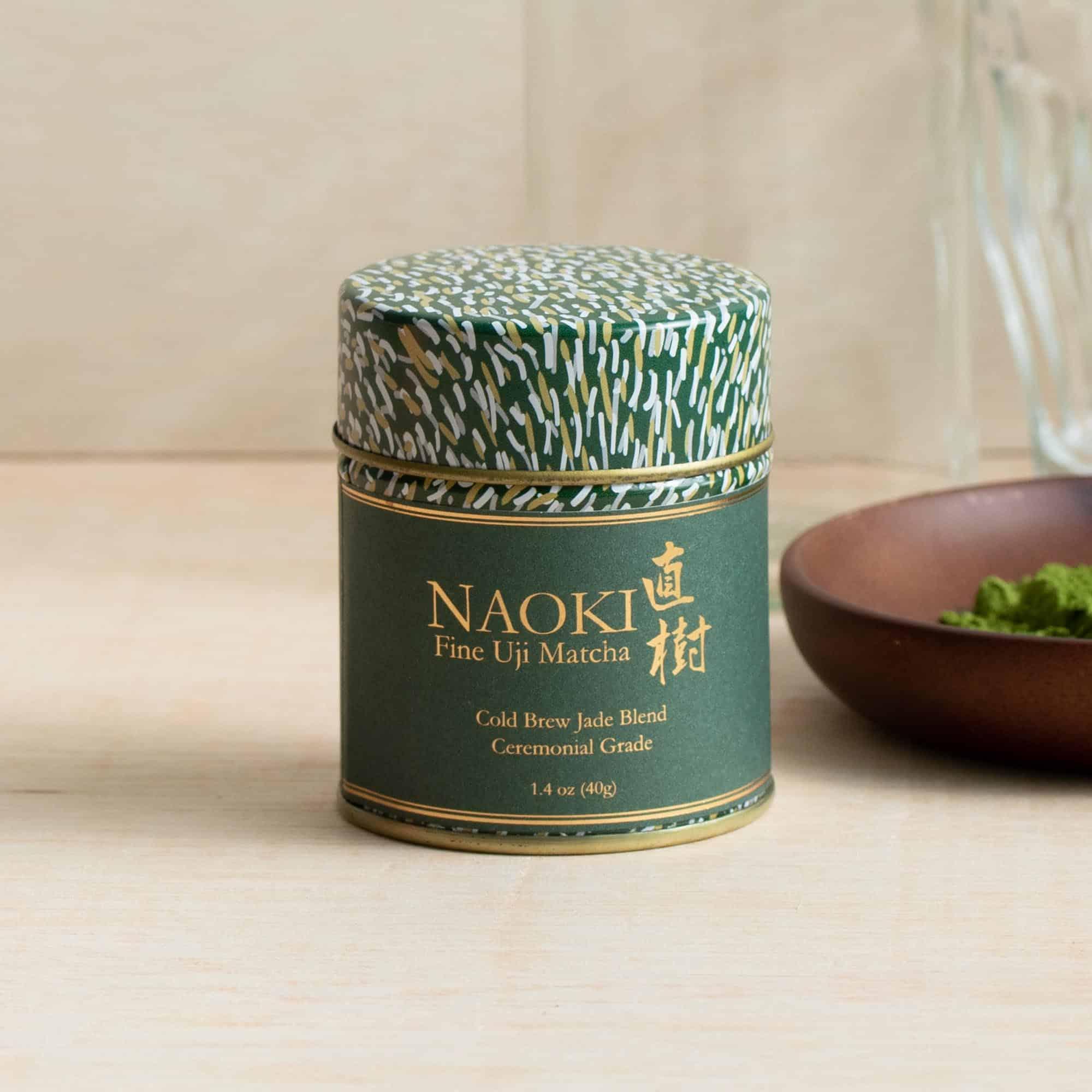 cold brew jade ceremonial matcha 40g