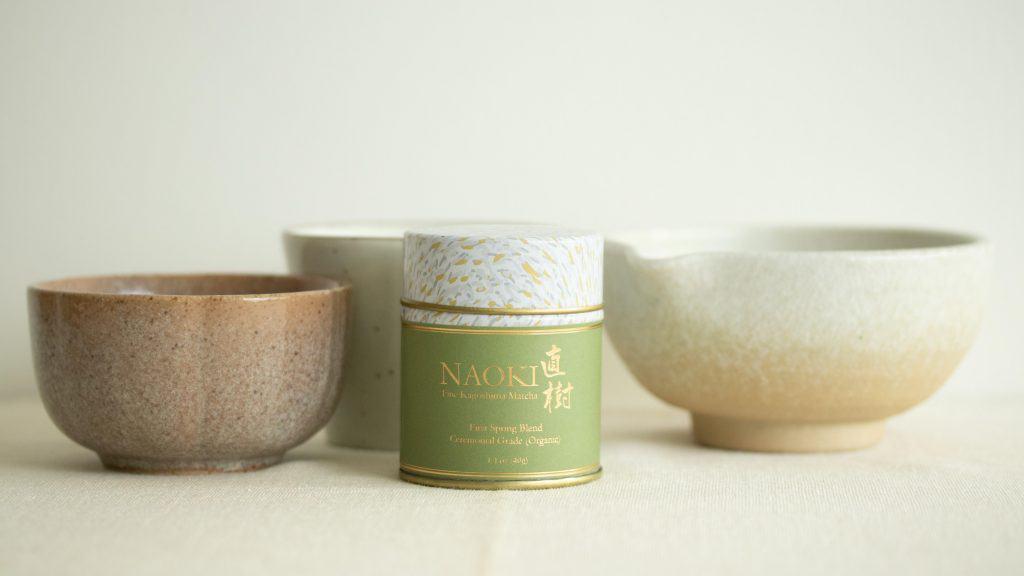 Naoki Organic Ceremonial matcha blend