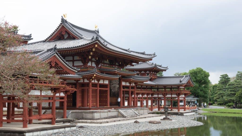 Byodo in Uji, Kyoto