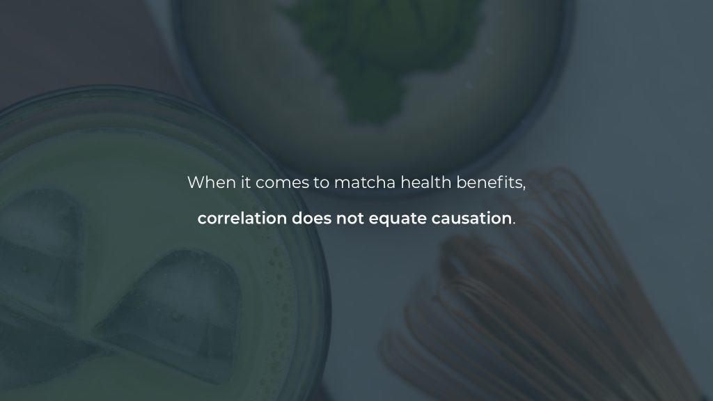 matcha health benefits facts