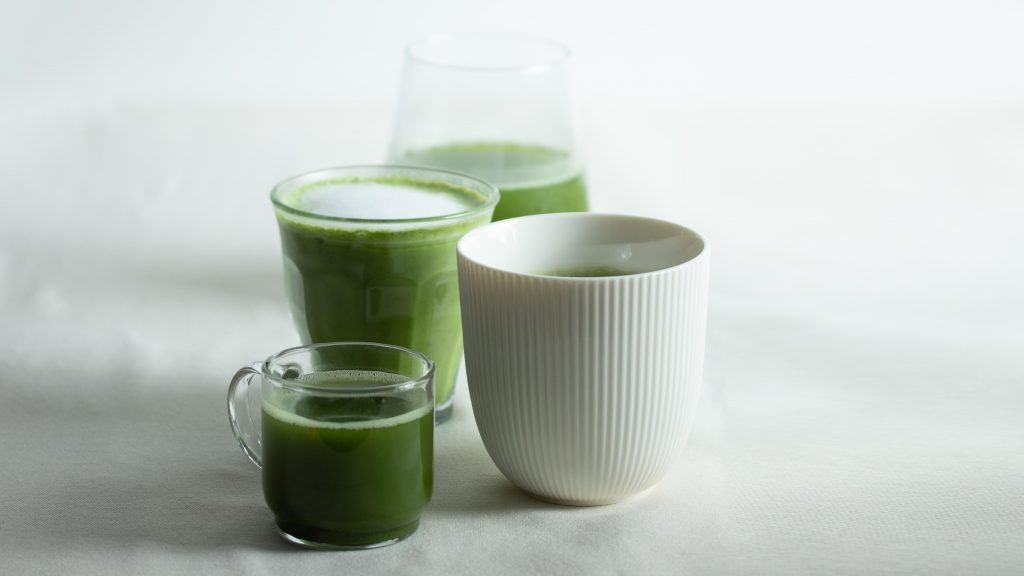 variations of matcha beverages