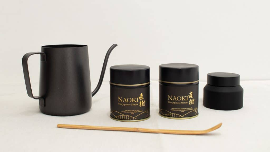 Naoki's Masters Collection Japanese Ceremonial matcha