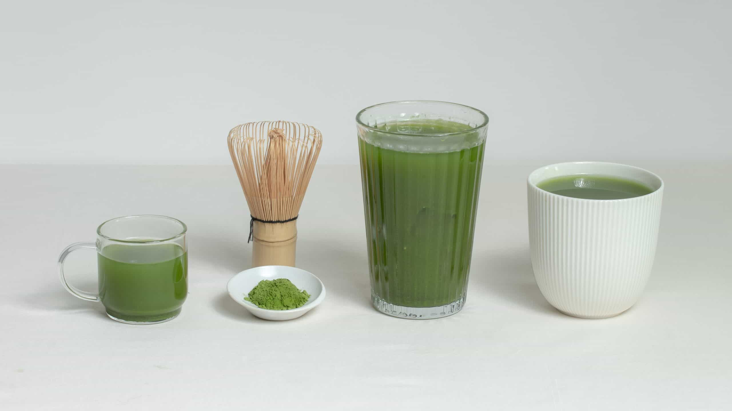 how to prepare matcha properly
