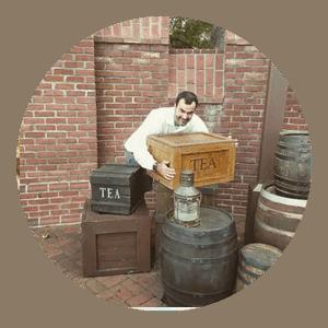 Eric (One Man's Tea Journey Blog)